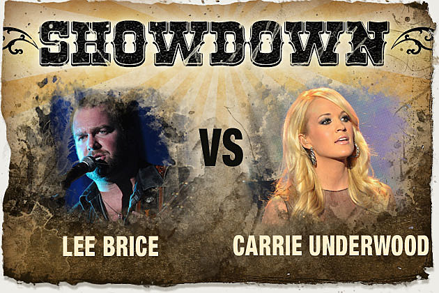 Lee Brice, Carrie Underwood