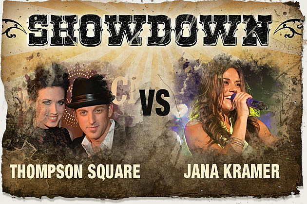 Thompson Square Jana Kramer