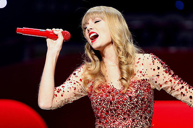Taylor Swift Grammy Nomination