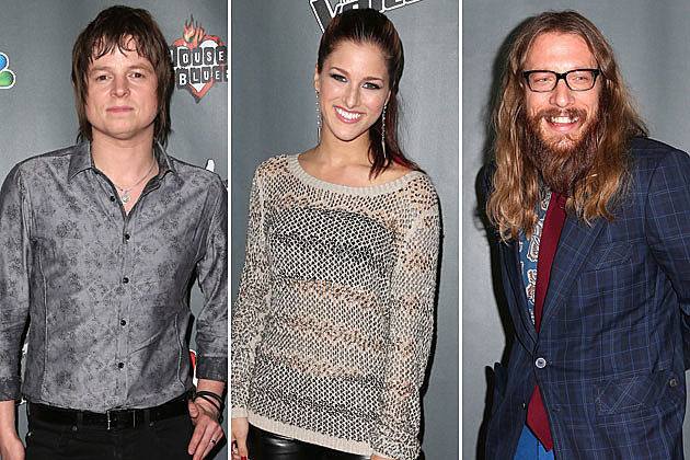 Terry McDermott Cassadee Pope Nicholas David