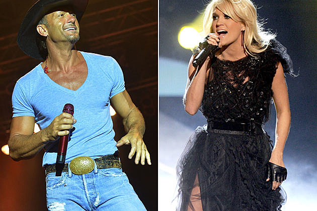 Tim McGraw & Carrie Underwood