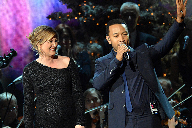 Jennifer Nettles, John Legend