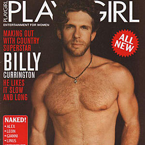 Billy Currington Shirtless
