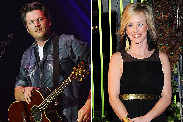 Blake Shelton Kristen Kelly