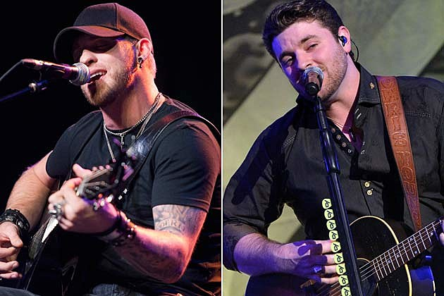 Brantley Gilber Chris Young