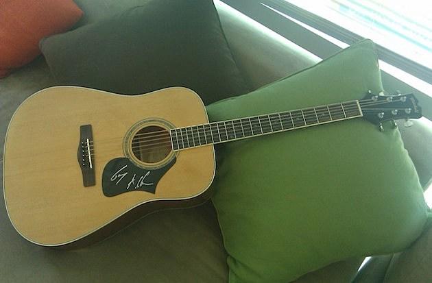 Gary Allan Guitar