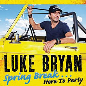 Luke Bryan's 'Spring Break... Here to Party' EP