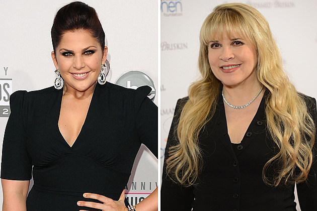 Hillary Scott Stevie Nicks