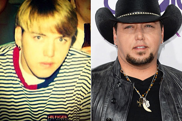 Jason Aldean Yearbook