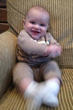 Jay DeMarcus Baby