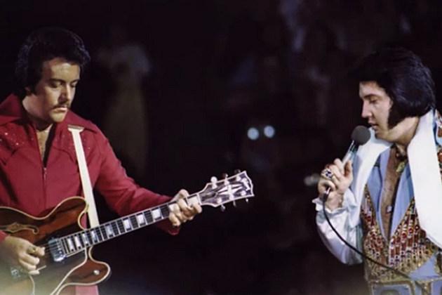 John Wilkinson Elvis Presley