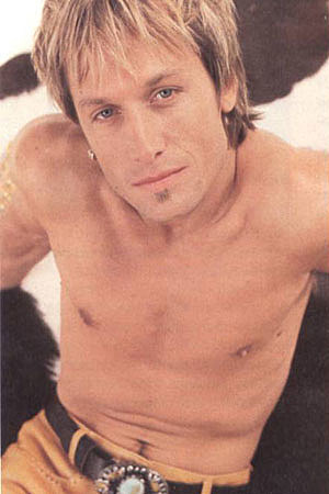 Keith Urban Shirtless