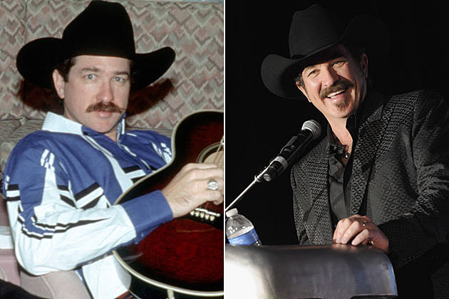 Kix Brooks Then and Now