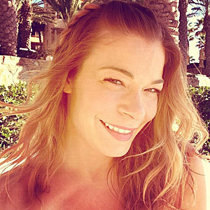 LeAnn Rimes Without Makeup