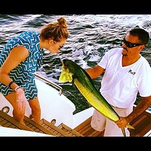 LeAnn Rimes Fish