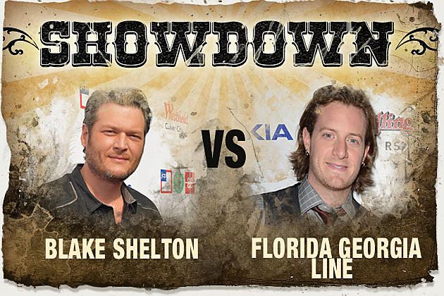 Blake Shelton Florida Georgia Line