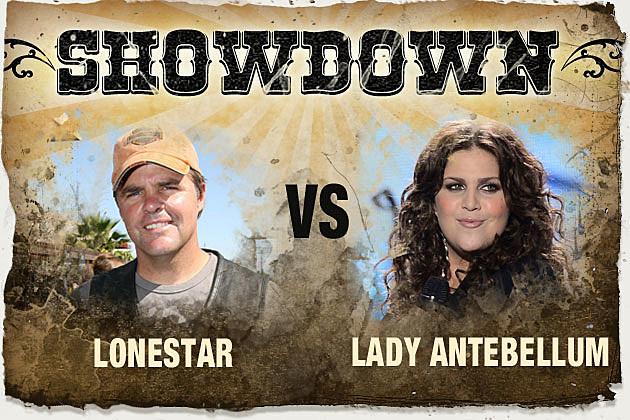 Lonestar Lady Antebellum Showdown