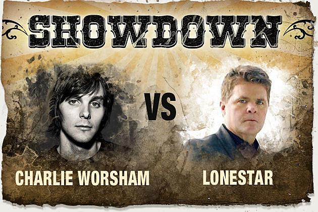 Charlie Worsham LoneStar