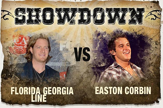 Florida Georgia Line Easton Corbin