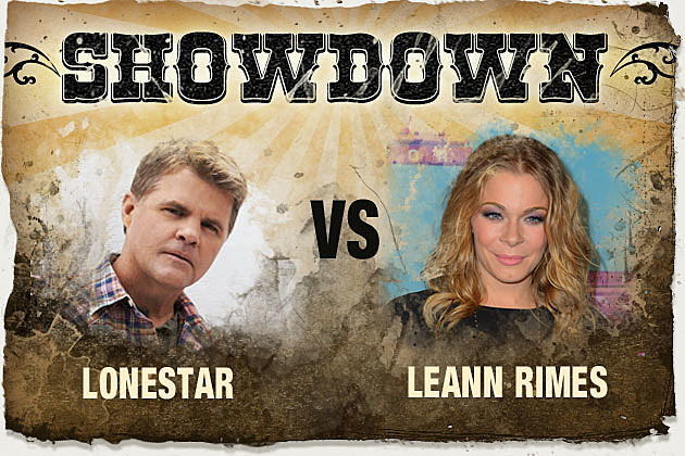 Showdown Lonestar Leann Rimes
