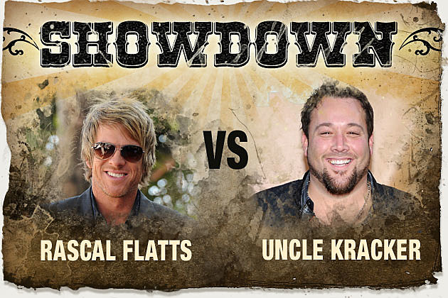 Rascal Flatts Uncle Kracker