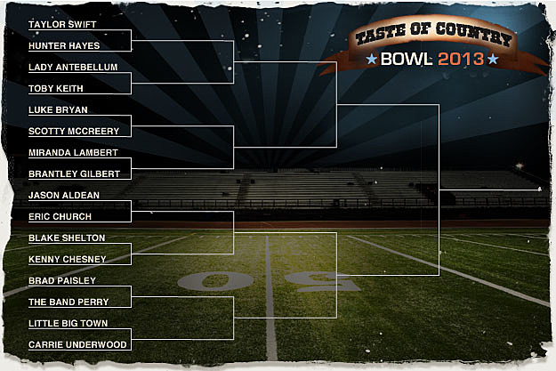 Taste of Country Bowl Round 1