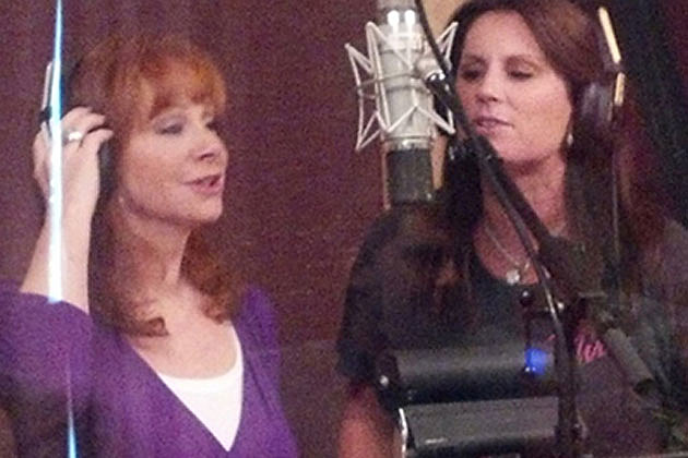 Terri Clark and Reba McEntire