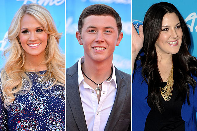 Country Singers From American Idol