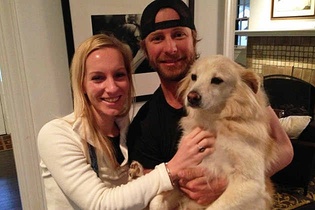 Dierks Bentley Dog