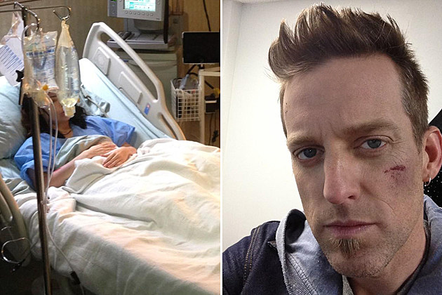 Thompson Square Hospitalized