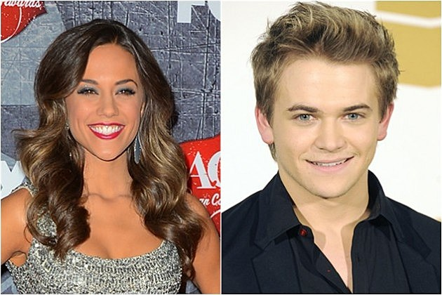 Jana Kramer; Hunter Hayes