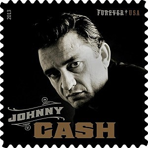 Johnny Cash Forever Stamp