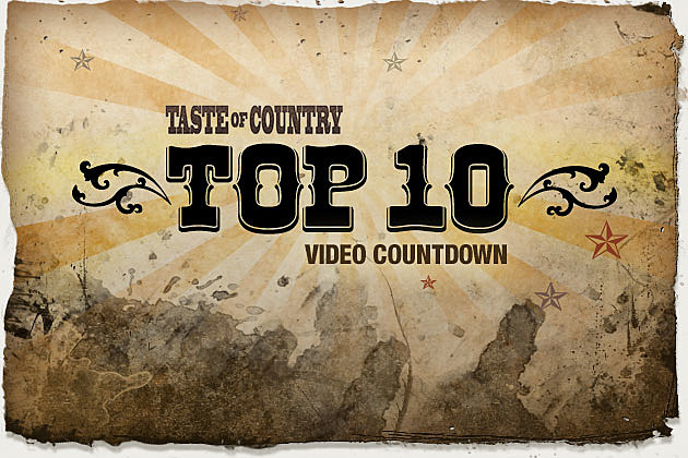 Taste of Country Top 10 Video Countdown