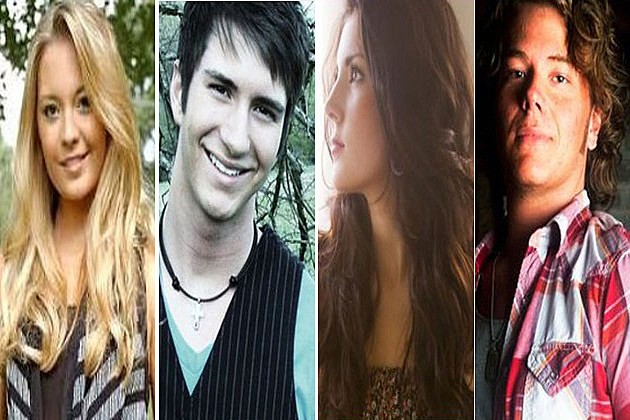 American Idol Country Top 40