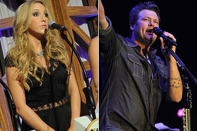 Ashley Monroe Blake Shelton