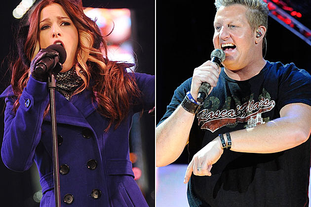 Cassadee Pope and Rascal Flatts' Gary LeVox