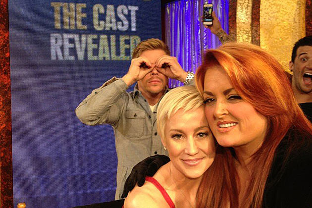 Dancing With the Stars Kellie Pickler, Wynonna