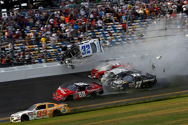 Daytona Race NASCAR