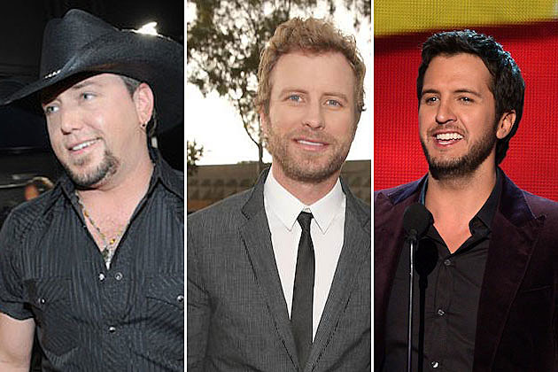 Jason Aldean, Dierks Bentley, Luke Bryan