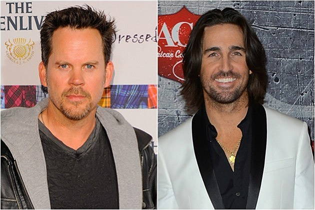 Gary Allan and Jake Owen