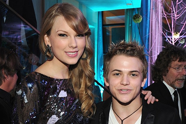 Hunter Hayes, Taylor Swift