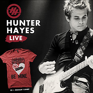 Hunter Hayes Live