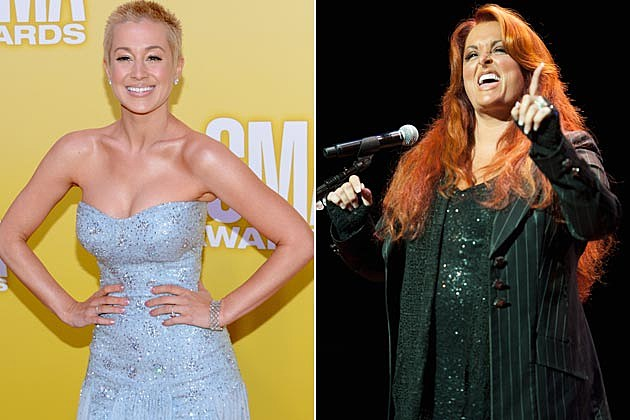 Kellie Pickler Wynonna Judd