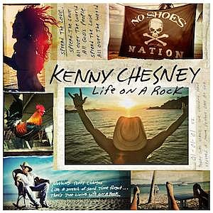 Kenny Chesney Cover Art