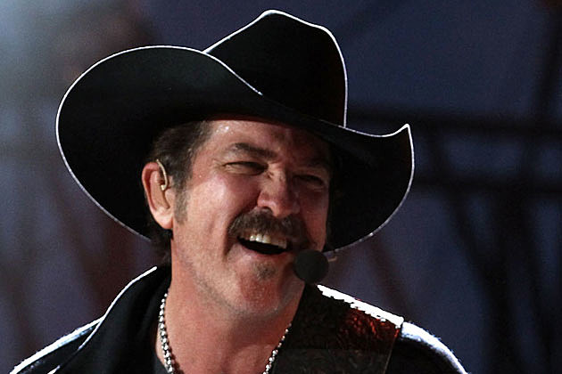 Kix Brooks Funny Guitar Faces