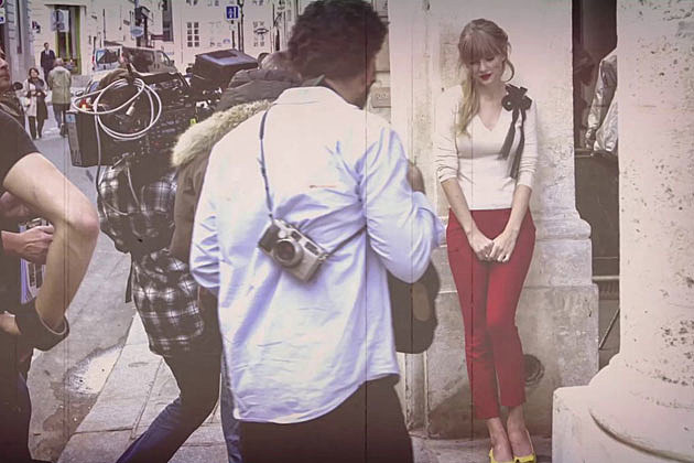 Begin Again Making Of