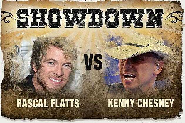 Rascal Flatts Kenny Chesney