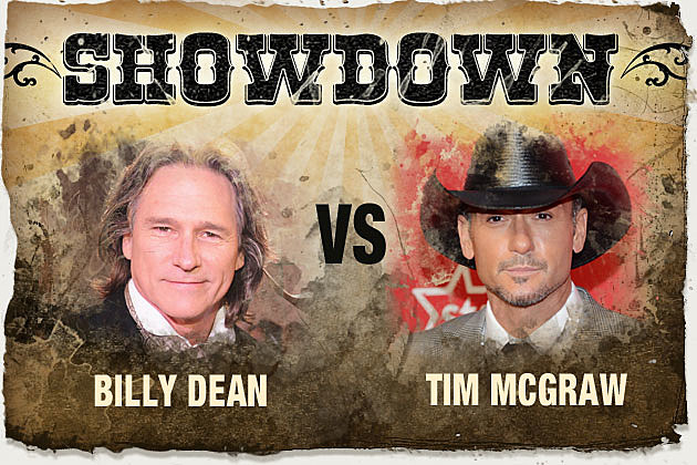 Billy Dean Tim McGraw