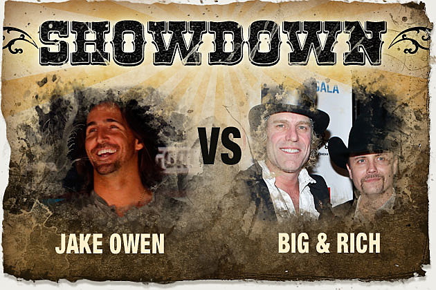 Jake Owen Big and Rich