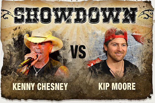 Kenny Chesney Kip Moore